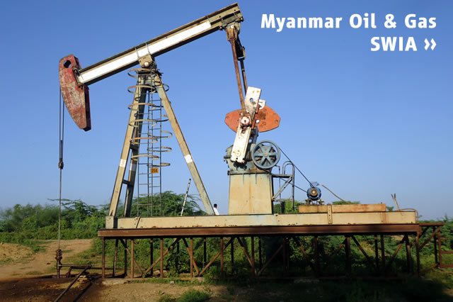 Myanmar Oil and Gas SWIA