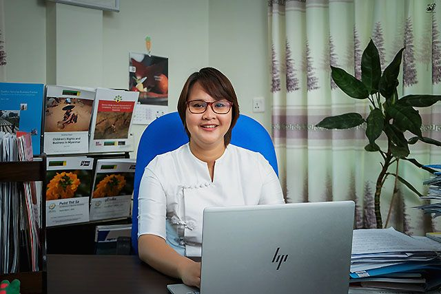 About Our Team - Myanmar Centre for Responsible Business (MCRB)