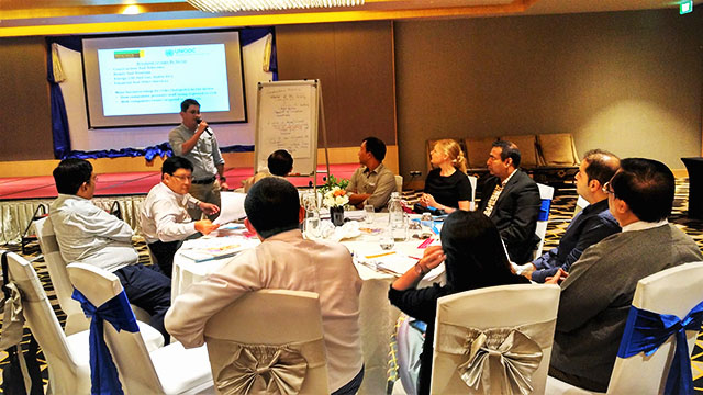 Workshop on Building Business Integrity Co-Hosted by MCRB and UNODC