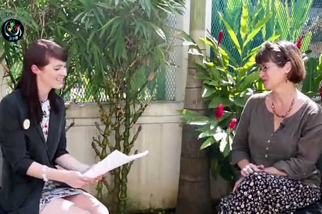 Vicky Bowman is the first Director of the Myanmar Centre for Responsible Business.