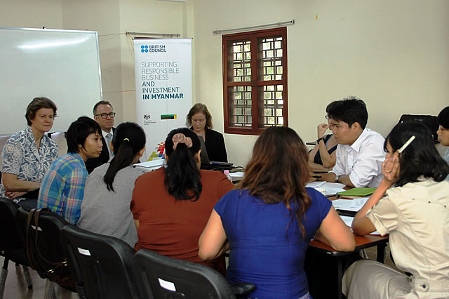 MCRB builds local media capacity