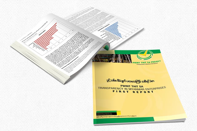MCRB has launched the first TiME/Pwint Thit Sa report looking at the transparency of Myanmar company websites relating to information on responsible business practices.
