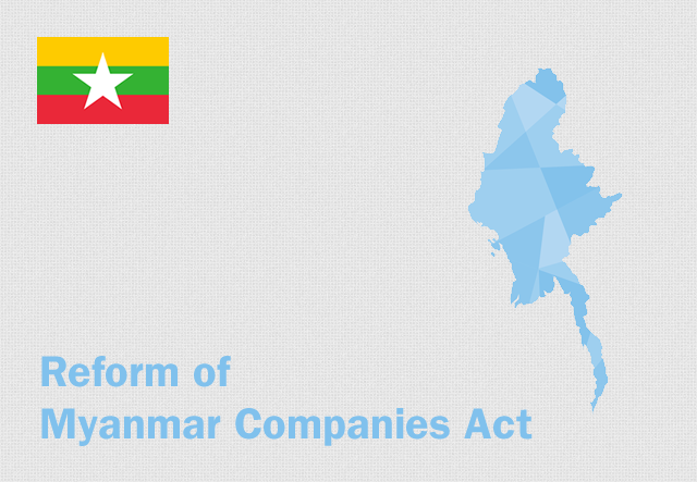 In order to modernise the Myanmar Companies Act 1914, the Directorate of Investment and Company Administration (DICA) is currently preparing a new Companies Law with the assistance of the Asian Development Bank.