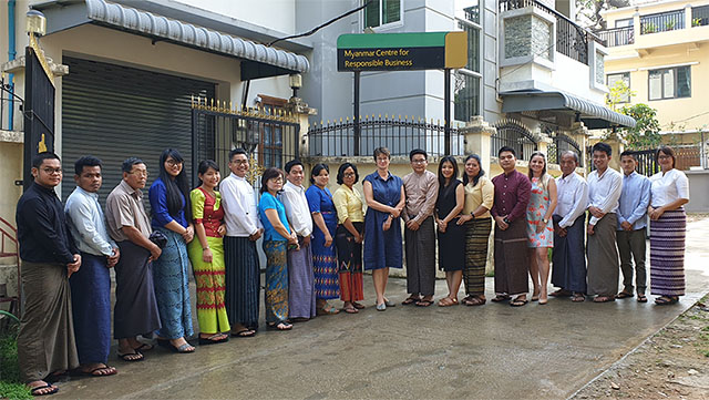 Contact - Myanmar Centre for Responsible Business (MCRB)