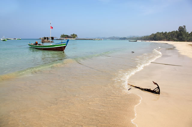 Twenty years ago Ngapali Beach, on the Bay of Bengal in Rakhine State a short drive from Thandwe, was an unspoilt gem in the crown of Myanmar's natural treasures.