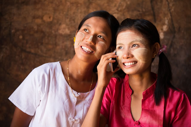 Commercial telecom operators cannot reach all people in a country - typically between 5-10% will be left without service.