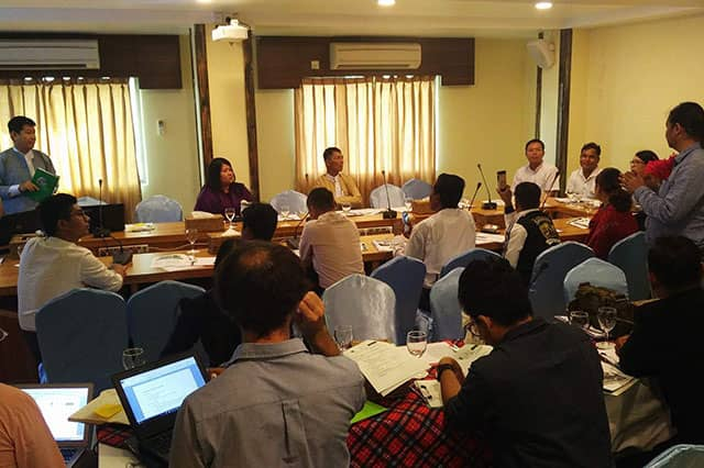 The objectives of the workshop included reviewing the first two years of EIA Procedure.