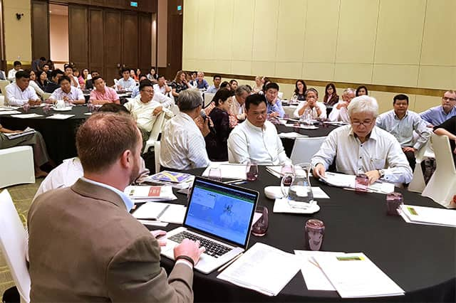 On 19/20 March, two biodiversity, business and human rights events were organised by MCRB in Yangon.