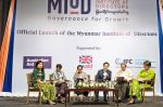 Myanmar launches IoD, with timely lesson from Judge's racism row