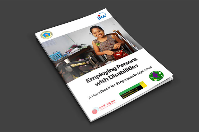 Handbook for Employers on Employing Persons with Disabilities