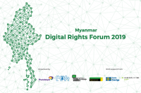 Third Myanmar Digital Rights Forum