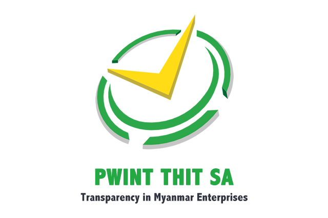 'Mini' Pwint Thit Sa is targeted at large medium-sized enterprises who are not included in the main report, but who want to volunteer to be benchmarked.