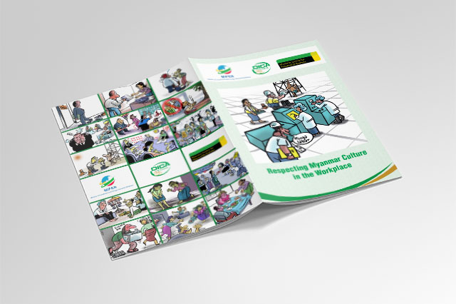 MCRB would like to thank DICA for their cooperation, advice and patience in collaborating on this guide.