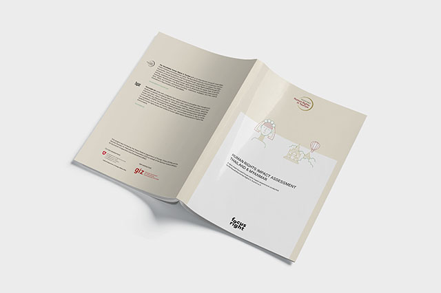 The report is available in English, and its Executive Summary is also available in Burmese.