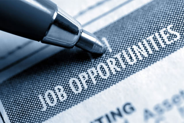 အလုပ်အကိုင် အခွင့်အလမ်းများ