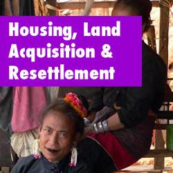 Housing, Land Acquisition & Resettlement